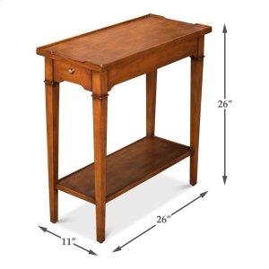 Sarreid LtdChelsea End Table, Large