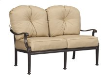 Loveseat Sunbrella #5476 Heather Beige