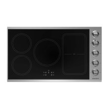 36 Turn Induction Cooktop