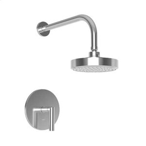 English Bronze Balanced Pressure Shower Trim Set