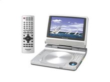 Portable DVD-Audio/Video Player