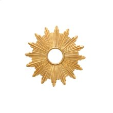 Starburst Mirror - Gold