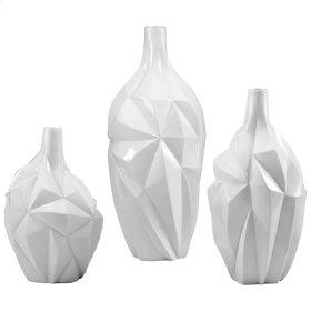 Medium Glacier Vase