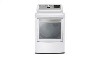 7.3 CU.FT Electric Dryer With Turbosteam(R)