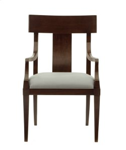 Haven Arm Chair in Haven Brunette (346)