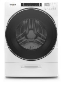 5.0 cu. ft. Front Load Washer with Load & Go XL Dispenser***FLOOR MODEL CLOSEOUT PRICING***