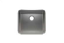 "Classic 003224 - undermount stainless steel Kitchen sink , 21"" × 18"" × 10"""