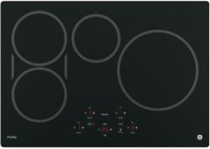 """30"""" GE Profile Electric Cooktop with Induction Elements"""