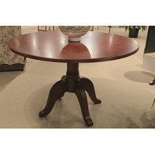 Dark Fruitwood Table