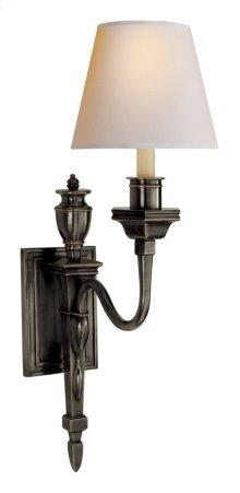 Visual Comfort MS2015BZ-NP Michael S Smith Winslow 1 Light 6 inch Bronze Decorative Wall Light