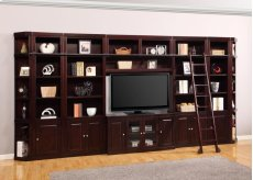 "56"" Bookcase Bridge, Shelf & Back Panel Product Image"