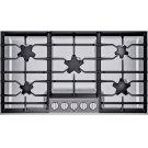 36-Inch Masterpiece® Pedestal Star® Burner Gas Cooktop Product Image