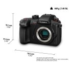 DC-GH5S Micro Four Thirds Product Image