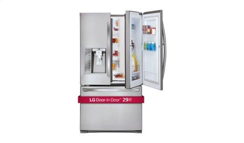29 cu. ft. Ultra Capacity 3-Door French Door Refrigerator w/Door-in-Door®