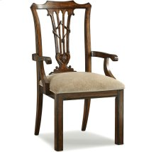 Britain Celtic Heart Arm Chair
