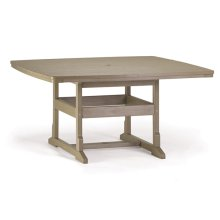 """58""""X58"""" Dining Table"""