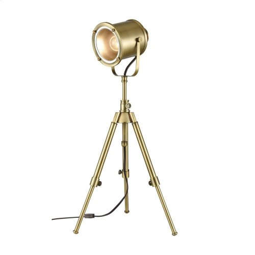 Parsons Soft Gold Table Lamp