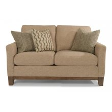Hampton Fabric Loveseat