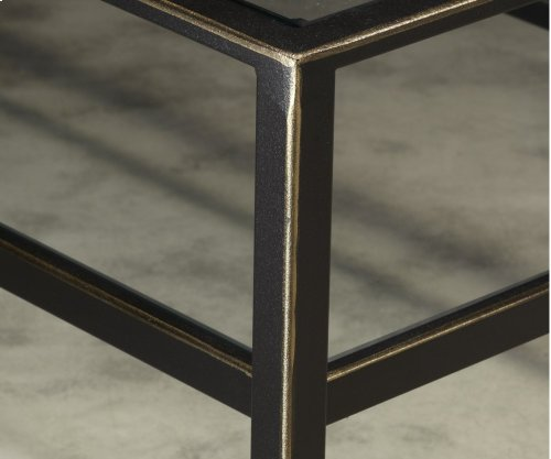 Vintage Rectangular Side Table