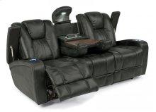 Trinidad Fabric Power Reclining Sofa