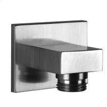"""Wall elbow with backplate 1/2"""" connections"""