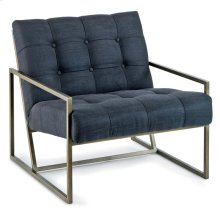 Bungalow Chair (charcoal Linen)