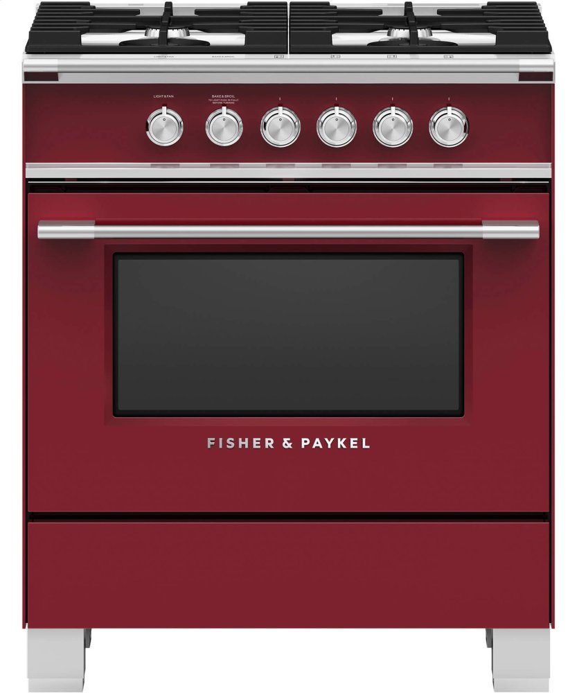 See Fisher & Paykel Ranges In Boston