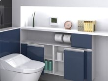 Lateral Opening System - Small Cabinet Doors