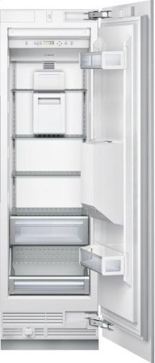 """24"""" Freezer Column with External Ice and Water Dispenser"""