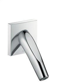Brushed Brass Bath spout