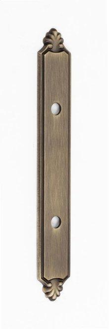 Bella Backplate A1457-3 - Antique English Matte