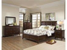 Intercon Bedroom Jackson Sleigh King Bed-Standard FB