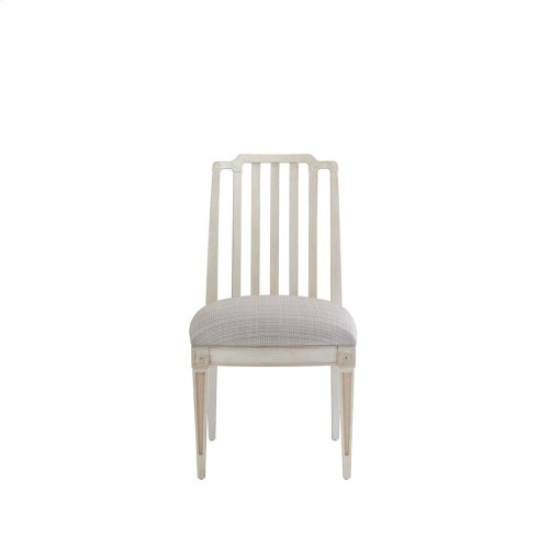 Preserve-Marshall Side Chair in Orchid