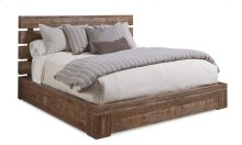 Epicenters Williamsburg California King Platform Storage Bed