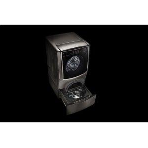 LG AppliancesLG SIGNATURE 5.8 cu. ft. Mega Capacity Washer