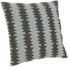 """Luxe Pillows Appliqued Arrowhead (21"""" x 21"""")"""