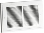 Heater, White Grille, 1000/2000W 240VAC, 750/1500W 208VAC Product Image