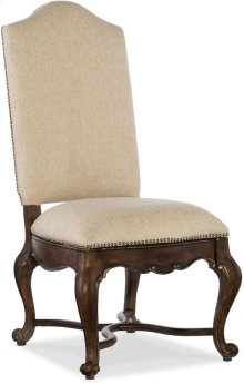 Adagio Upholstered Side Chair