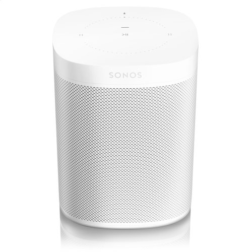 White- Enjoy great sound in up to two rooms.