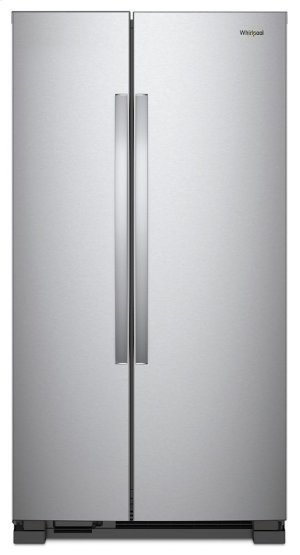 33-inch Wide Side-by-Side Refrigerator - 22 cu. ft. Product Image