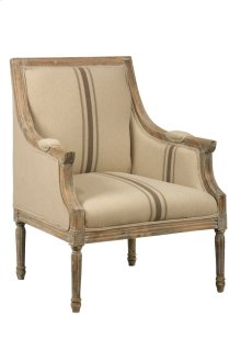 Mckenna Accent Chair- Tan