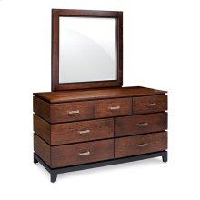 Frisco 7-Drawer Dresser