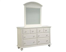 Seabrooke Drawer Dresser MIrror