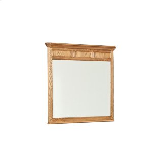 Bedroom - Alta Landscape Mirror