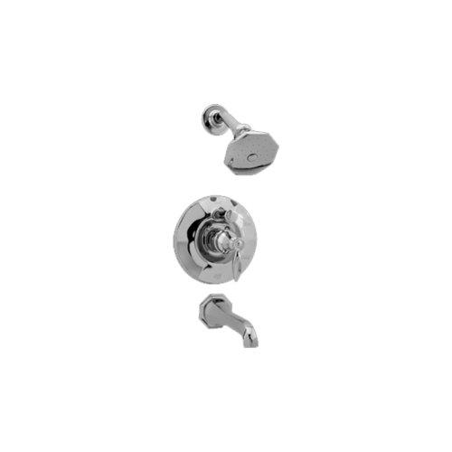 Topaz Pressure Balancing Shower System - Tub and Shower