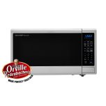 Sharp1.4 cu. ft. 1000W Sharp Black Carousel Countertop Microwave Oven (SMC1443CM)