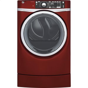 GEGE(R) 8.3 cu. ft. Capacity RightHeight(TM) Front Load Electric ENERGY STAR(R) Dryer with Steam