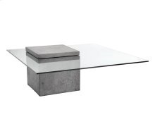 Grange Coffee Table - Grey