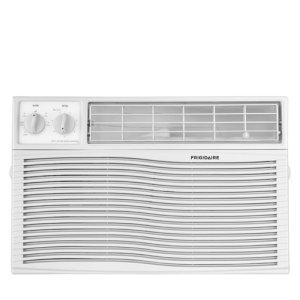 6,000 BTU Window-Mounted Room Air Conditioner -