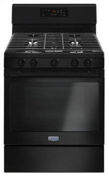 30-inch Wide Gas Range With 5th Oval Burner - 5.0 Cu. Ft.